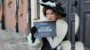 """Julia Kuczyńska @maffashion zagra w serialu """"Belle Epoque"""""""