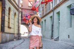 Eliza Wydrych-Strzelecka – blog Fashionelka