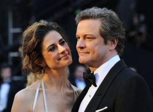Mr. Darcy jest do wzięcia! Livia Giuggioli i Colin Firth rozstali się!
