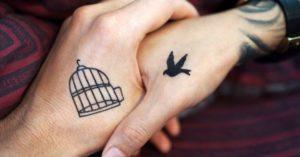 Tatuaż dla par – najciekawsze wzory dla zakochanych