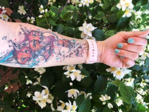 Jak dbać o tatuaż? Gojenie i pielęgnacja tatuażu dzień po dniu