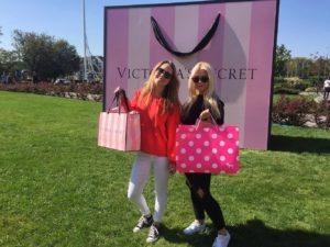 Modna Warszawa – sklep Victoria Secret
