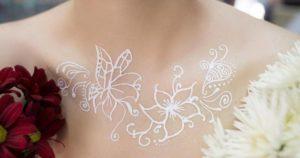 Czym jest biały tatuaż?