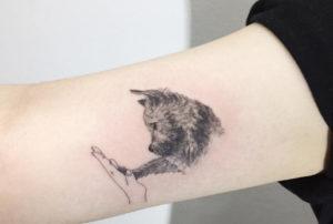 Tatuaże zwierząt – najpopularniejsze wzory