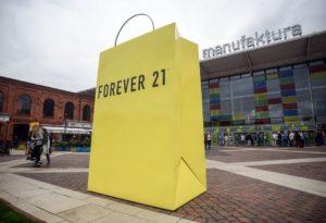 Forever 21 – gigant mody ogłosił właśnie bankructwo