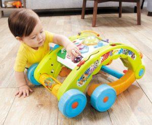 Jeździki dla dziecka – zalety i wady