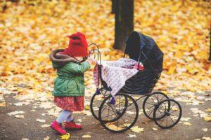 Jak kupować buty dla dziecka na jesień?