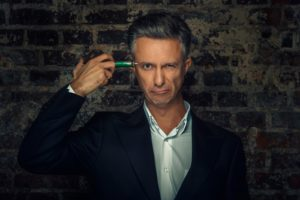 Łukasz Płoszajski jako Haker Umysłów – poznaj pasję znanego aktora